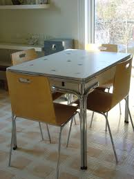 vintage metal kitchen table kitchen vintage metal table sets likable formica antique
