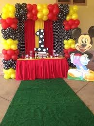 birthday decorations mickey mouse birthday decorations minnie and party