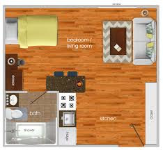 Apartment Floor Plan by University Towers Apartments Floor Plan Ann Arbor Housing