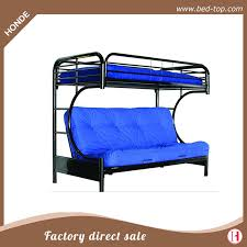 Sofa Bed Bunk Bed Metal Deck Bed With Sofa Bed Metal Deck Bed With