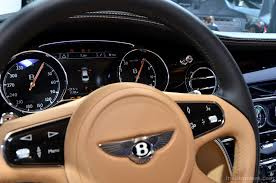 bentley steering wheel bentley u0027s need for mulsanne speed the billionaire shop