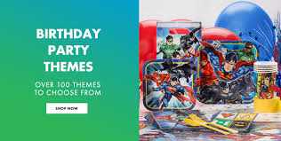 party goods birthday theme seasonal party goods party city