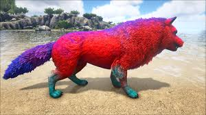 steam community guide ark creature color regions