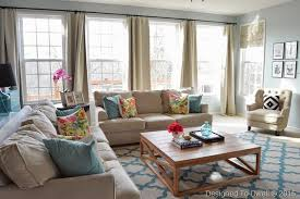 Designed To Dwell Home Tour The Family Room - Family room sofas