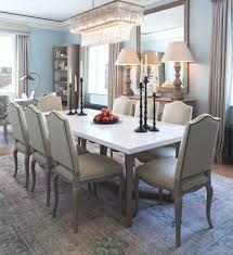 Esszimmerst Le Kirschbaum Grey Le Bourget Dining Chairs In A Dining Room With A Neutral