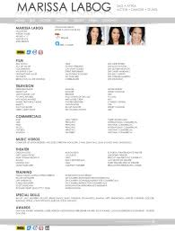 Professional Acting Resume Template 100 Resume For Theater Restaurant Manager Resume Example