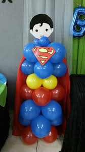Superman Decoration Ideas by Best 25 Superman Party Theme Ideas On Pinterest Superhero Party