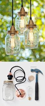 mason jar outdoor lights 20 amazing outdoor lighting ideas for your backyard hative