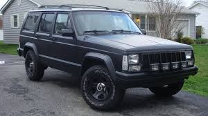 jeep cherokee blacked out 1996 jeep cherokee news reviews msrp ratings with amazing images