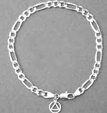link bracelet silver images Aa sterling silver link bracelet jpg