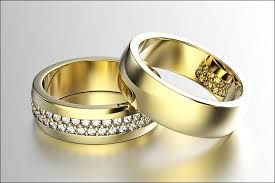 wedding rings for 50 engagement rings for couples made for each other