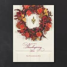 berry wreath thanksgiving card make sure your clients and