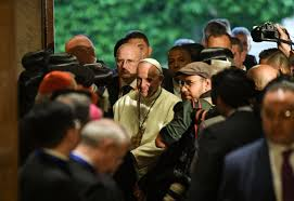 how busy waas target on black friday last year pope francis in egypt delivers a blunt message on violence and