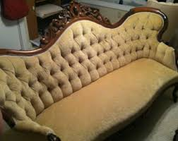Victorian Style Sofas For Sale by Vintage Furniture Etsy
