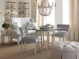 the new 1663 sylvia dining chair shown with the octagonal dining