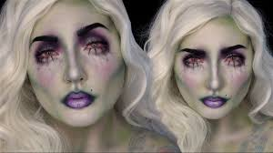 glam witch halloween makeup tutorial youtube