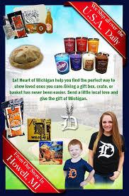 Michigan Gift Baskets Buy Made In Michigan Michigan Made Products And Gift Baskets