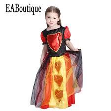 heart queen costume kids reviews online shopping heart queen
