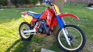 honda cr 500 cr 500 1986 motorcycles for sale