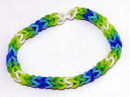 make loom band hair pins how to make the 3 pin fishtail bracelet rainbow loom patterns