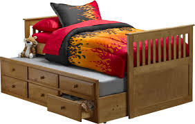 girls bed with trundle bedroom captain bed with trundle twin bed with trundle and