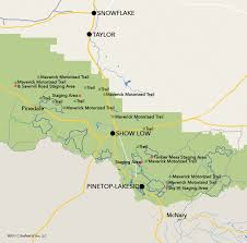 Mesa Arizona Map by The Maverick Trail From Clay Springs To Pinetop Lakeside