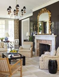 Veranda Interior Design by Boxwood Estate Interior Design David Netto Historic Nashville House
