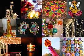 Home Decoration Ideas For Diwali Diwali Decoration Ideas With Diyas Rangoli Candles And Lights