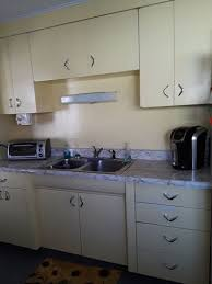 vintage metal kitchen cabinets how can i change up old metal kitchen cabinets besides painting them