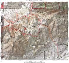 Utah Topo Maps by Hog Hollow Trail