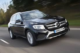 suv benz 2016 mercedes glc 220 d 4matic sport review review autocar