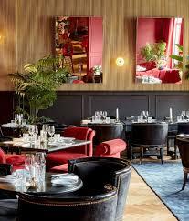 Restaurant Interior Design Provocateur Berlin Germany Design Hotels