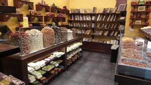 traditional nuts and dates shop picture of souk madinat jumeirah