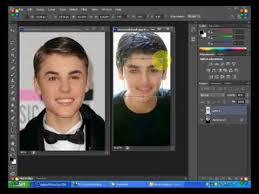 adobe photoshop cs5 urdu tutorial face change tutorial in photoshop cs5 youtube koirat pinterest