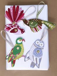 diy christmas ornaments christmas range a new zealand birds