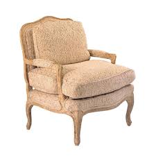 open arm bergere chair