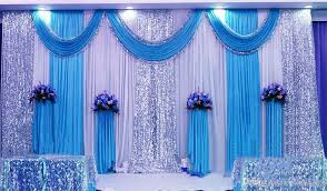 wedding backdrop material 3 6m 10ft 20ft wedding curtain backdrops with sequins swag high