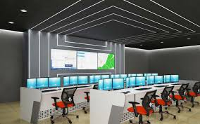 noc room design innvector noc monitoring and control centers data