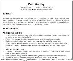 Teacher Skills Resume Examples Technical Skills To Put On Resume U2013 Okurgezer Co