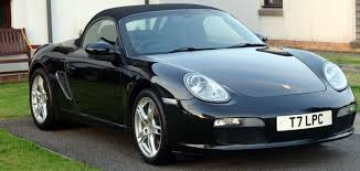 porsche boxster 2007 stunning porsche boxster 987 for sale late 2007 in taynuilt