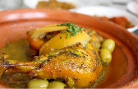 poulet aux citrons confits cuisine tajine de poulet aux olives et citrons confits recette marocaine