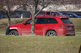 trackhawk jeep cherokee spied more potent jeep grand cherokee srt trackhawk www in4ride net