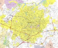 Map Of Western Nc Interstate Guide Interstate 840 North Carolina