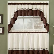 Kitchen Cabinet Valances Kitchen Valances Target Walmart Valances Waverly Felicite