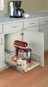 pro plateau coulissant pour placard de cuisine en bois amazon fr