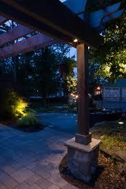 outdoor accent lighting landscape lighting photo gallery bergen county horizon landscape