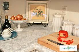 faux granite countertops with giani granite paint