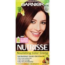 Chestnut Hair Color Pictures Garnier 434 Deep Chestnut Brown Chocolate Chestnut Nourishing