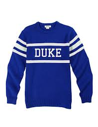 disneyland sweaters duke collection of gifts duke stadium sweater by