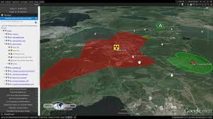 New Climate Zones For Russia by Ten Most Radioactive Places On Earth Mapped Out Graphic